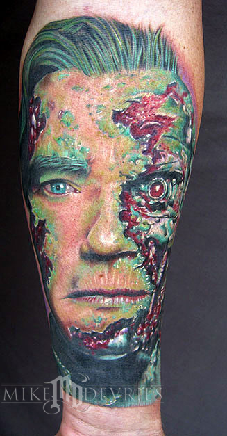 Tattoos - Terminator Tattoo - 12680